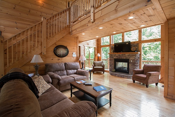 at oh so viewtiful a 4 bedroom cabin rental located in pigeon forge