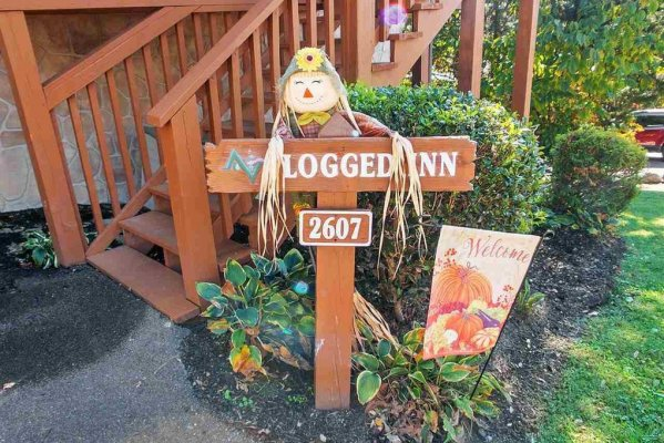 at logged inn a 3 bedroom cabin rental located in pigeon forge