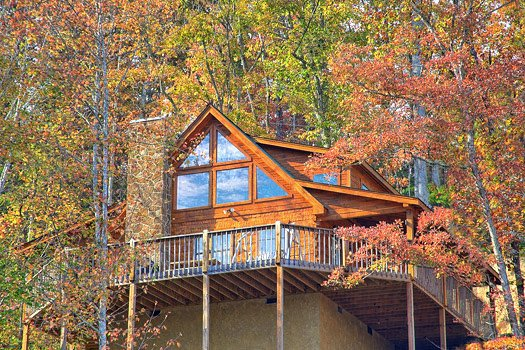 Picture Perfect Hideaway, a 2 bedroom cabin rental located in Pigeon Forge