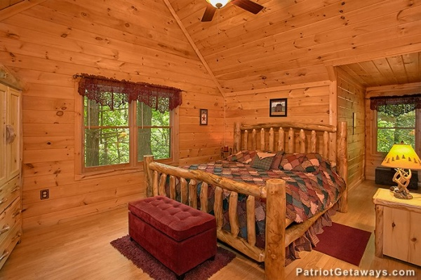 at bear creek a 4 bedroom cabin rental located in pigeon forge