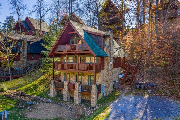 A Beary Nice Cabin, a 2 bedroom cabin rental located in Pigeon Forge