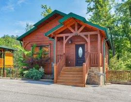 Find A 1 Bedroom Cabins in Gatlinburg   Pigeon Forge
