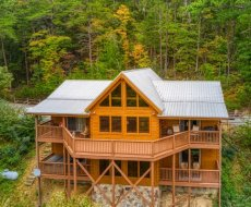 at awesome views a 4 bedroom cabin rental located in pigeon forge
