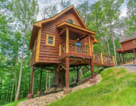 Pigeon Forge Treehouse