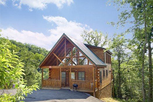 atNascar Nation, a 2 bedroom cabin rental located in Pigeon Forge