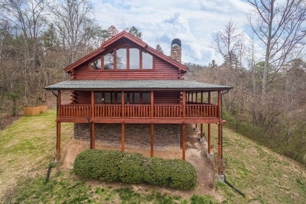 Mountain View Meadows, a 3 bedroom cabin rental located in Pigeon Forge