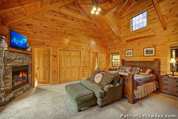 at winter wonderland a 3 bedroom cabin rental located in pigeon forge