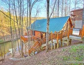 Gatlinburg Cabins Near Water American Patriot Getaways