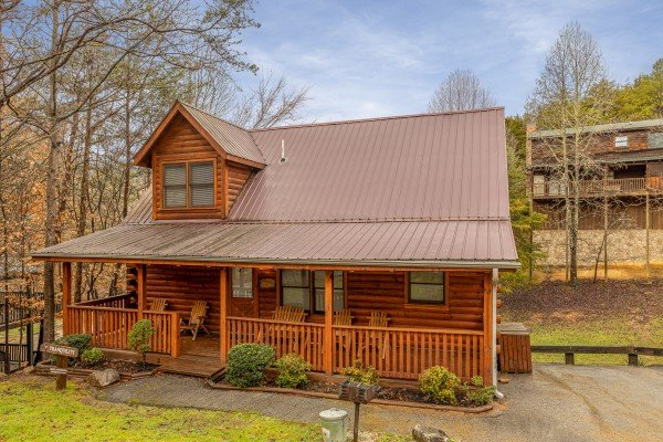 Alpine Tranquility, a 4 bedroom cabin rental located in Pigeon Forge