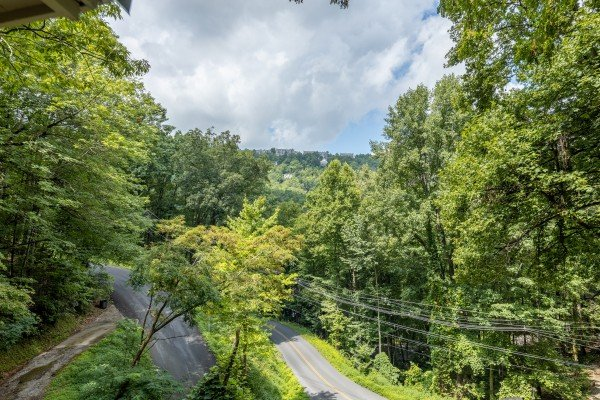 View at License to Chill, a 3 bedroom cabin rental located in Gatlinburg