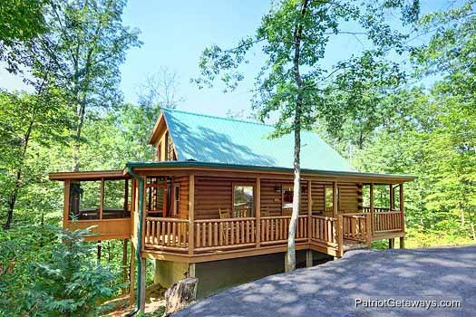 gentleman jack's a 3 bedroom cabin rental located in gatlinburg