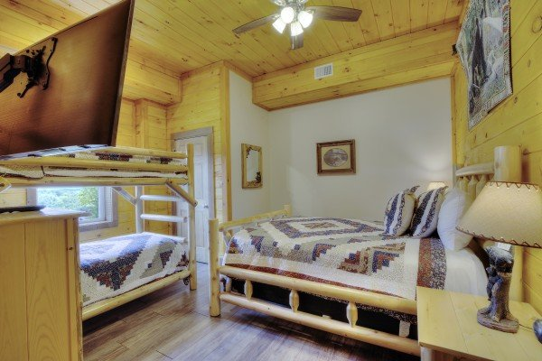 at the best view lodge a 5 bedroom cabin rental located in gatlinburg