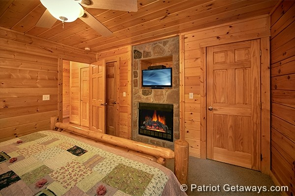 at black bear lodge a 5 bedroom cabin rental located in pigeon forge