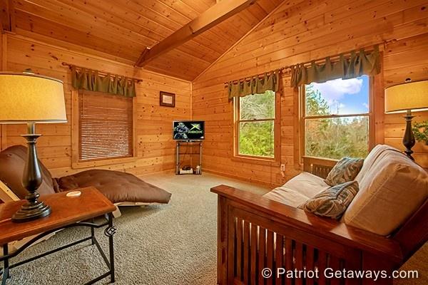 Black Bear Lodge A Pigeon Forge Cabin Rental