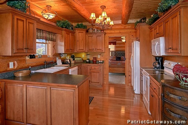at best view ever a 3 bedroom cabin rental located in pigeon forge