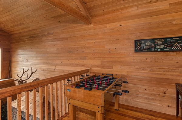 at sky view a 4 bedroom cabin rental located in pigeon forge