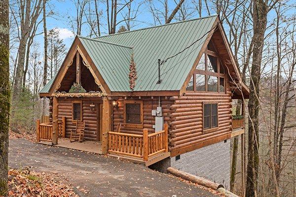moose tracks a gatlinburg cabin rental