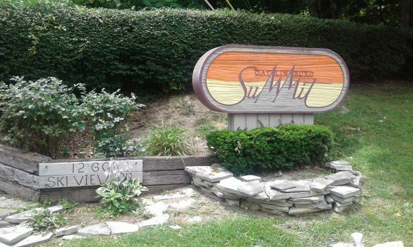 Summit Condo Complex is where you'll find at Summit Condo 1208, a 2 bedroom cabin rental located in Gatlinburg