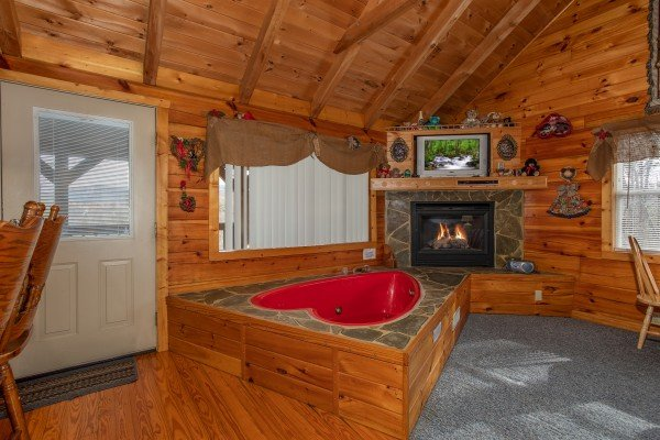 Loving You A Pigeon Forge Cabin Rental