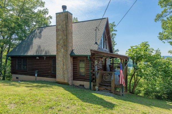 Grand View, a 3 bedroom cabin rental located in Sevierville