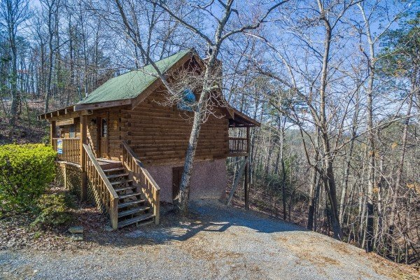 Makin Memories, a 1 bedroom cabin rental located in Pigeon Forge