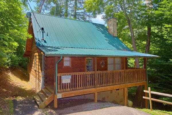 Wild Crush - A Pigeon Forge Cabin Rental