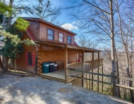 cheap cabins in pigeon forge under 50