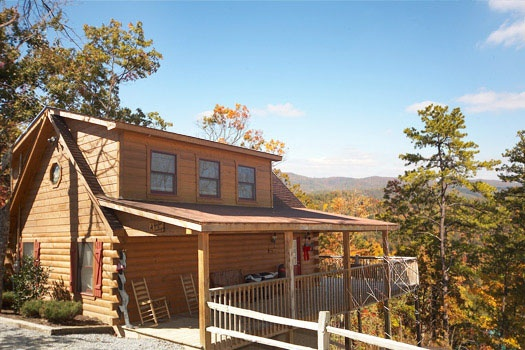 hooked on cowboys a 2 bedroom cabin rental located in pigeon forge