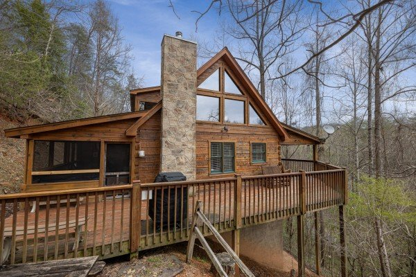 Mickey's Playhouse, a 2 bedroom cabin rental located in Pigeon Forge