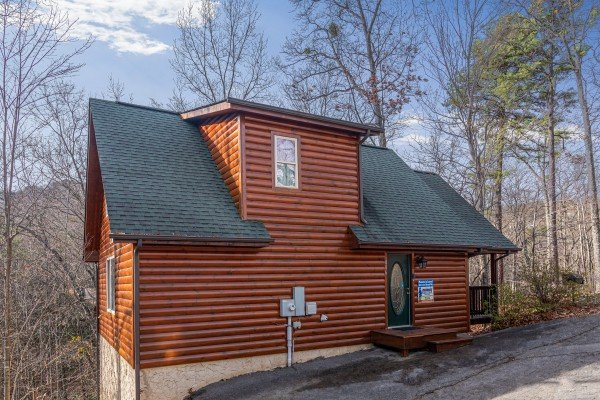 Mountain Laurel, a 1 bedroom cabin rental located in Gatlinburg