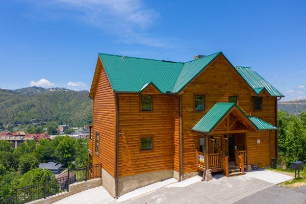 Elk Horn Lodge A Gatlinburg Cabin Rental