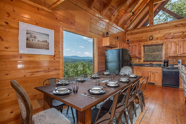 at on the rocks a 4 bedroom cabin rental located in pigeon forge