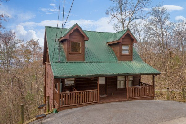 Smoky Mountain Mist, a 3 bedroom cabin rental located in Gatlinburg