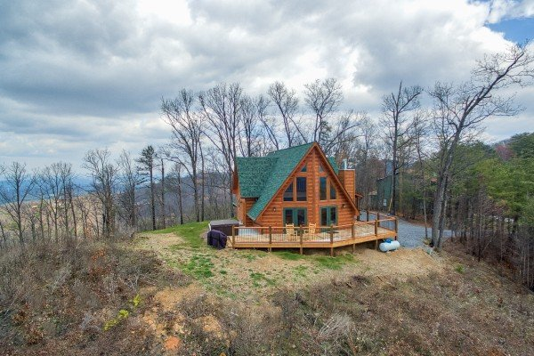 pigeon forge panorama a pigeon forge cabin rental