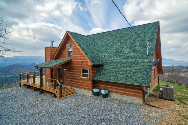 Pigeon Forge Panorama, a 2 bedroom cabin rental located in Pigeon Forge