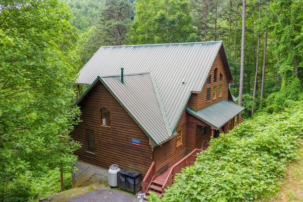 Kaleidoscope, a 2 bedroom cabin rental located in Pigeon Forge