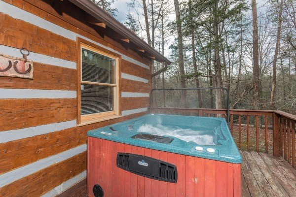 at splendid isolation a 1 bedroom cabin rental located in pigeon forge