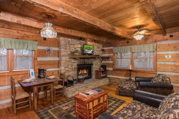 Splendid Isolation A Pigeon Forge Cabin Rental