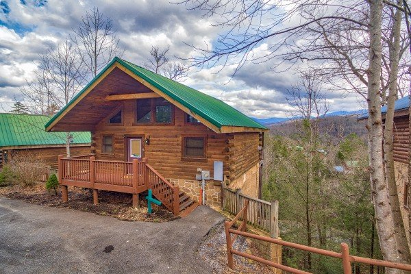 Precious View, a 1 bedroom cabin rental located in Gatlinburg