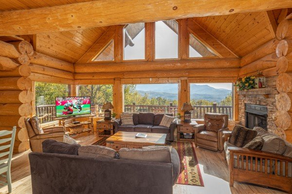at grizzly's den a 5 bedroom cabin rental located in gatlinburg