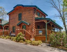 3 Bedroom Cabins in Gatlinburg & Pigeon Forge Tennessee