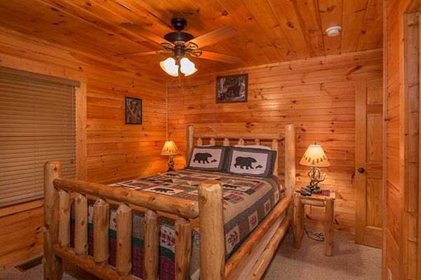 at honey bear lodge a 3 bedroom cabin rental located in gatlinburg