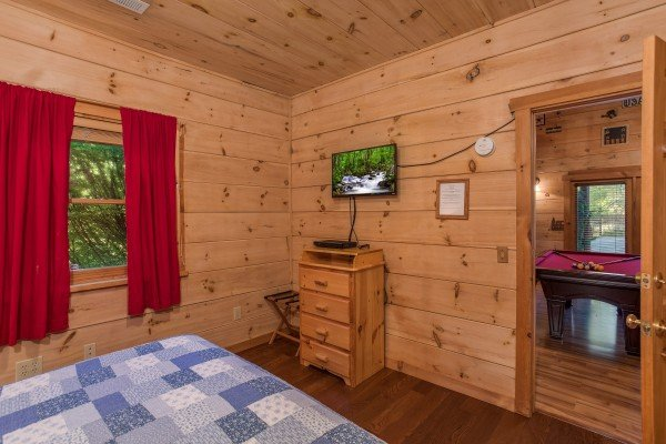 at patriot pointe a 5 bedroom cabin rental located in pigeon forge