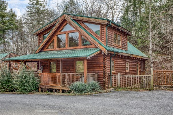 Blackberry Delite, a 1-bedroom cabin rental located in Pigeon Forge