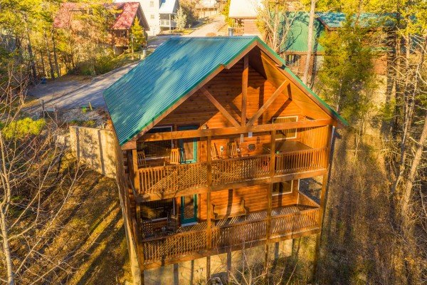 Endless Memories, a 2 bedroom cabin rental located in Pigeon Forge
