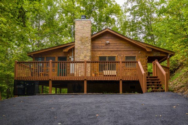 Sweet Caroline, a 2 bedroom cabin rental located in Pigeon Forge