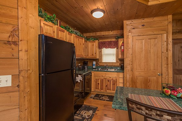 at hanky panky a 1 bedroom cabin rental located in pigeon forge