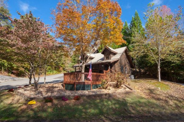 at cozy bear hideaway a 3 bedroom cabin rental located in pigeon forge