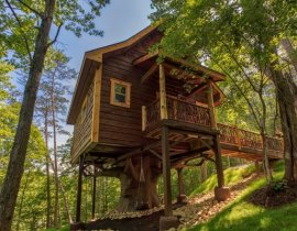 GATLINBURG TREEHOUSE