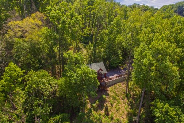View at Shiloh, a 3 bedroom cabin rental located in Gatlinburg